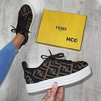 Fendi casual shoes