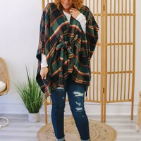 All For Fall Poncho