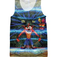 Crash Bandicoot 2 Tank Top *Ready to Ship*