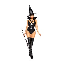 Roma 4964 - 2pc Wicked Witch Costume