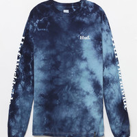 HUF Smoke Wash Long Sleeve T-Shirt at PacSun.com