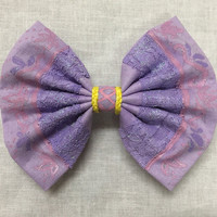 Disney Tangled Inspired Bow