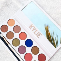 Kylie Royal Peach Palette 12 Color Eyeshadow
