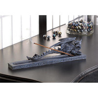 Celtic Mystical Dragon Fire Incense Burner