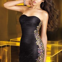 Alyce Paris Homecoming Dress Style 4328