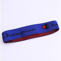 Champion New fashion letter print personality hair band headband accessories