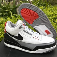 Air Jordan 3 Retro NRG Tinker Sneaker Shoe