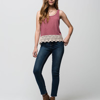 OTHERS FOLLOW Mission Womens Tank | Knit Tops & Tees