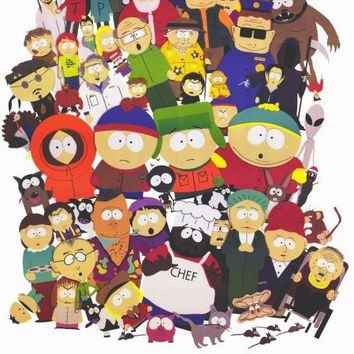 South Park 11x17 TV Poster (1999)