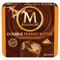 Magnum Double Peanut Butter Ice Cream Bars 3 ct