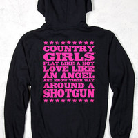 Country Girls™ Shotgun Relaxed Pullover Hoodie