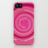 Re-Created Spin Painting () iPhone & iPod Case by Robert Lee