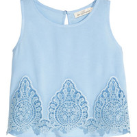 H&M Embroidered Blouse $14.99