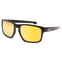 Oakley Sliver Sunglasses Black Combo One Size For Men 25774714901