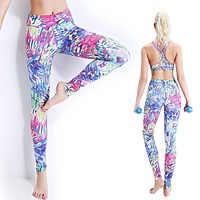 Women New Yoga Set