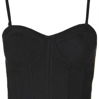 Structured Corset - Tops - Clothing - Topshop USA