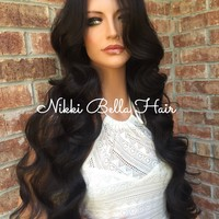 """Whitney 26"""" Lace Front Wig"""