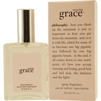 PHILOSOPHY AMAZING GRACE by Philosophy EDT SPRAY 2 OZ
