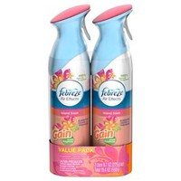 Febreze Air Effects with Gain Island, 8.8 oz