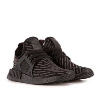 Mens Adidas NMD XR1 Triple Black BA7214