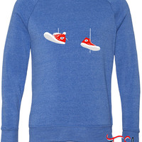Converse 9 fleece crewneck sweatshirt