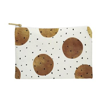 Georgiana Paraschiv Mixed Dots Pouch