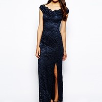 Jessica Wright Reena Lace Maxi Dress