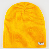 Neff Daily Beanie Gold One Size For Men 15726562101