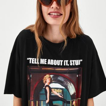 """""""GREASE""""® PRINT T-SHIRTDETAILS"""