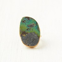 Free People Chelsea Large Stone Ring