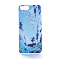 Trippy Palm Trees Case