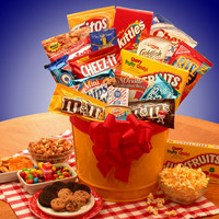 The Junk Food Madness Gift Pail