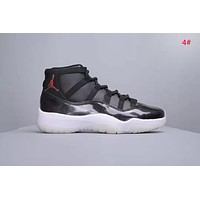 NIKE Air Jordan 11 Fashion New Women Men Sports Leisure Running Shoes 4#