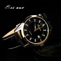 BeiNuo Top Brand New Arrival 2015 Quartz Men Sports Wristwatch Watches Men Relogio Masculino Electronics Gift Watch XR595