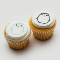 Ticings Chill Penguins Icing Toppers, 15-Count - World Market