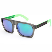 Spy Afterglo Collection Balboa Sunglasses Limelight/Grey/Green Spectra One Size For Men 23702911501
