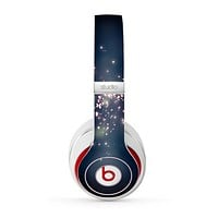 The Dark & Glowing Sparks Skin for the Beats by Dre Studio (2013+ Version) Headphones
