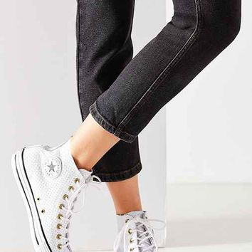Converse Chuck Taylor Perforated Leather Sneaker
