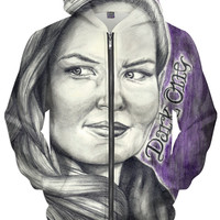 The Only One That Saves Me Is Me - Emma Swan - Once Upon A Time Hoodie