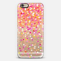 strawberry confetti iPhone 6s case by Marianna   Casetify