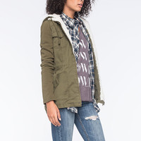 OTHERS FOLLOW Birch Twill Womens Jacket | Gifts $25-$50