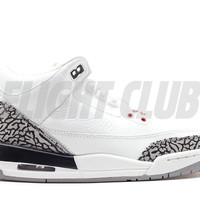 "air jordan 3 retro (gs) ""2011 release"""