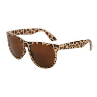 Leopard Everyday Sunglasses   Shop Accessories at Wet Seal