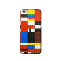 P1599 Brick Toy Lego Graphic Printed Case Cover For IPHONE 6