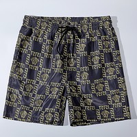 Versace 2020 early spring new loose men's beach shorts