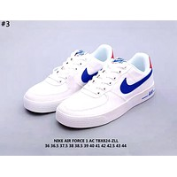 NIKE AIR FORCE 1 Tide brand low-top sports shoes #3