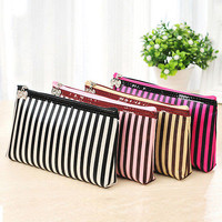 Beauty Travel Cosmetic Bag Girl Multifunction Makeup Pouch Toiletry Case LS