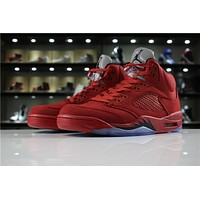 Air Jordan 5 ¡°Red Suede¡±