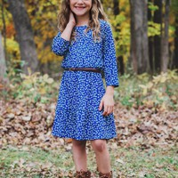 Falling Leaves Dress