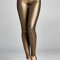 Liquid Gold Leggings